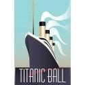 Titanic Ball Design
