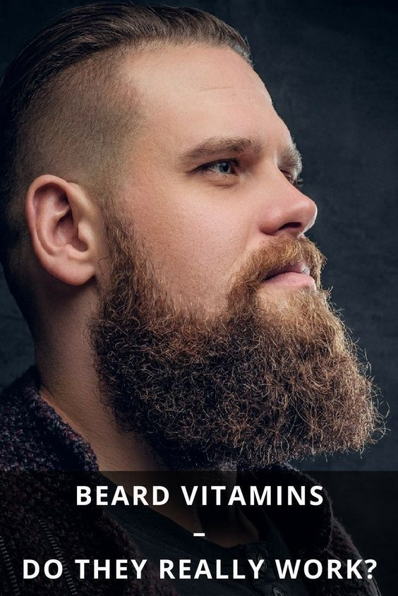 Excited too vitamins to increase facial hair opinion obvious