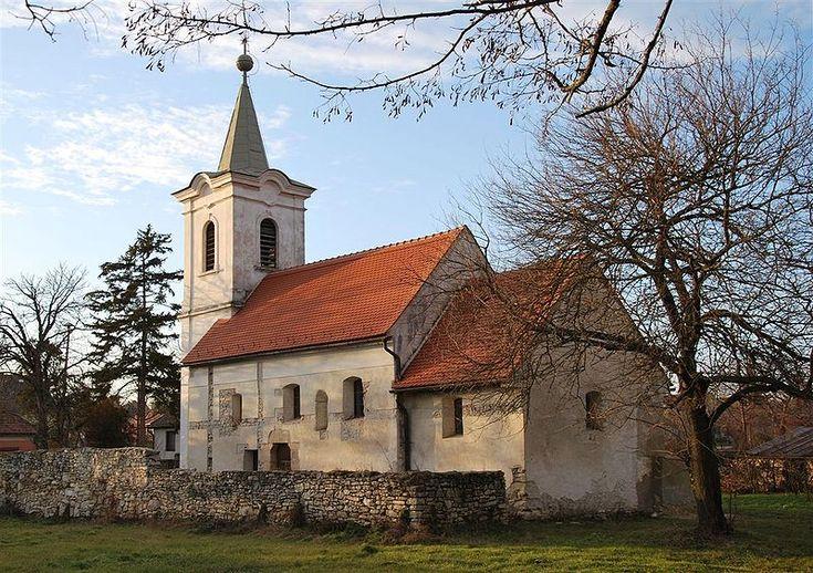 Református templom, Sóly