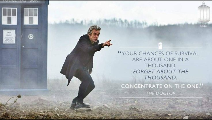 We love this quote from the 12th!   #DoctorWho