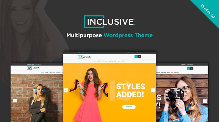 Inclusive - Multipurpose WooCommerce WordPress Theme by modeltheme