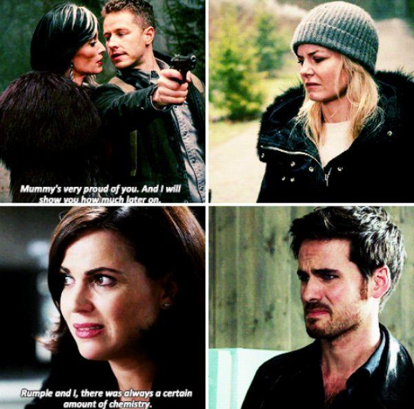"Parallels | Regina and Killian - 6 * 7 ""Heartless"""