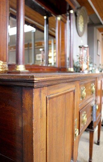 Antique Mahogany Sideboard - WARINGS Store