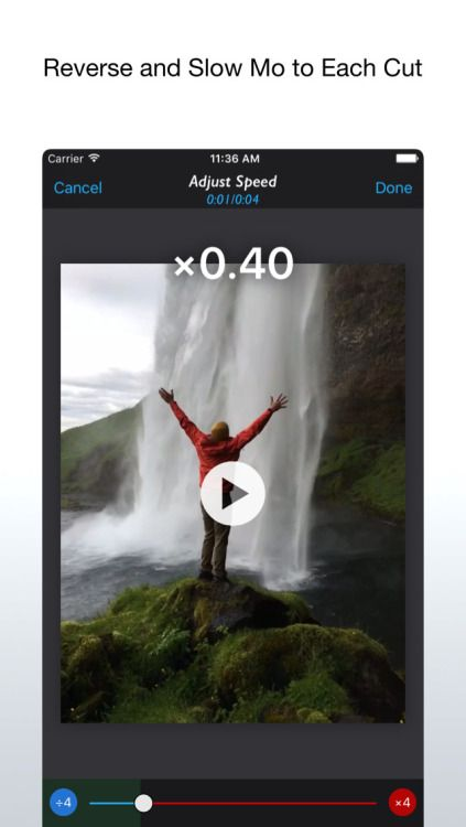 Reverse Slow - Video, Live Photo, Gif Editor Photo & Video...: Reverse Slow - Video, Live Photo, Gif… #iphone #PhotoampVideo #Utilities
