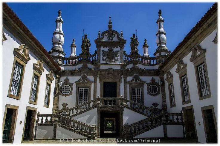 Casa de Mateus / House of Mateus. [2014 - Mateus, Vila Real - Portugal] #fotografia #fotografias #photography #foto #fotos #photo #photos #local #locais #locals #europa #europe #tourism #arquitectura #architecture #nasoni @Visit Portugal @ePortugal