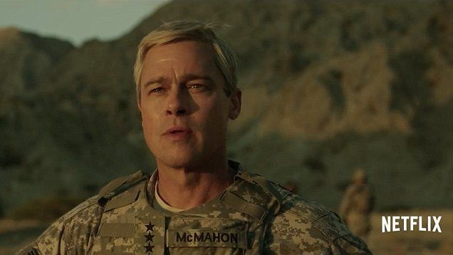 Brad Pitt becomes General Glen McMahon in comedic War Machine teaser trailer. The film aslo stars Anthony Hayes, John Magaro and Anthony Michael Hall.