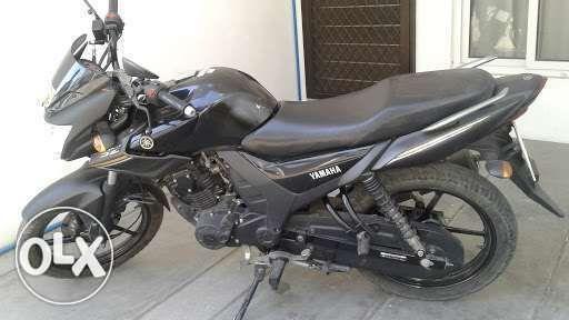 Yamaha Motorbike SZBE91 Matt Black MOTORCYCLE in Parañaque