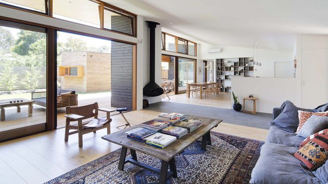 Sleek Australian House is Both Gorgeous and Eco-Friendly - Globe Trotting - Curbed