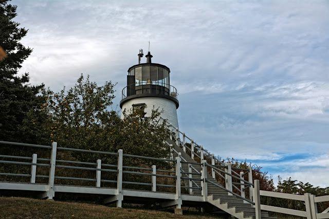 Owls Head Lighthouse,  Owls Head, Maine