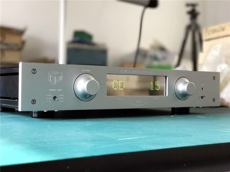 2050.00$  Watch now - http://alivom.worldwells.pw/go.php?t=32787296471 - WANBO HIFI AUDIO BD MATRIX 166 Pre AMP Pre-amplifier Real full Balance Class A Pre amplifier Hi-End New version