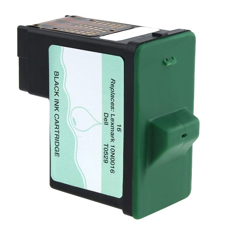Refurbished Insten Remanufactured Ink Cartridge Replacement for Lexmark 16/ 17 #471732