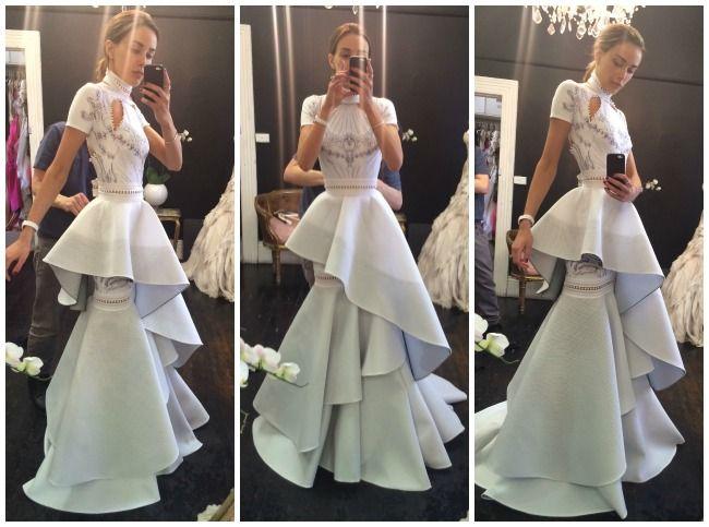 Love this J'Aton dress