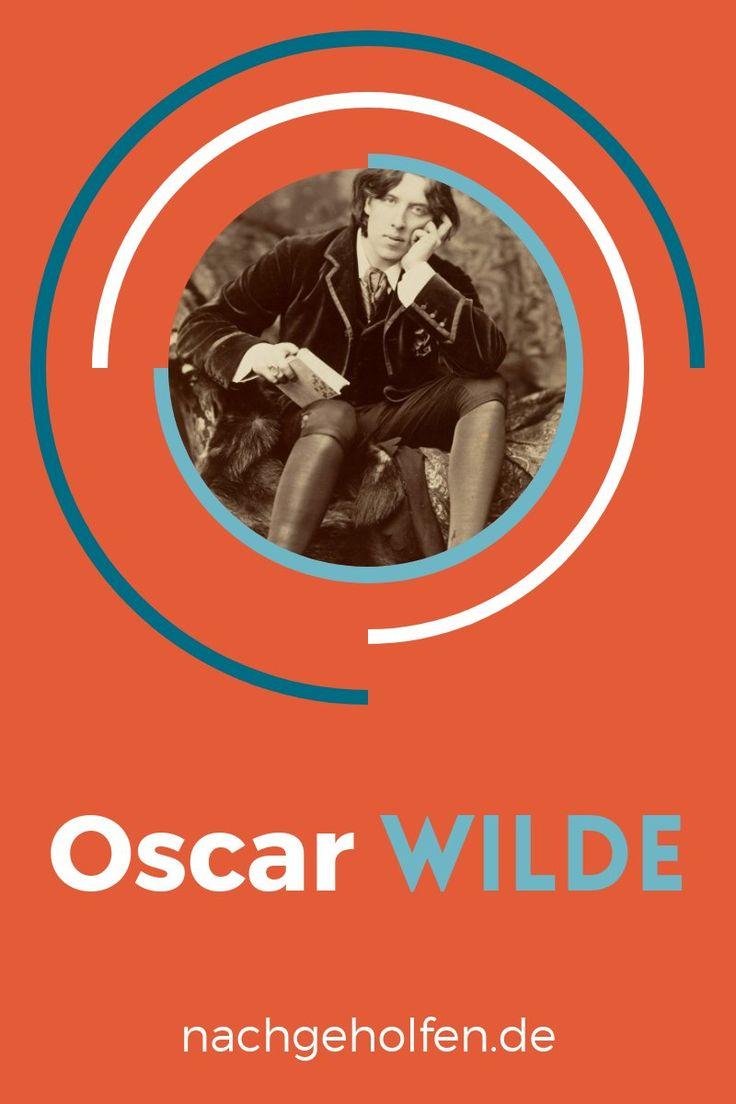 Schule, lernen, Lerntipps, Nachhilfe, Noten verbessern, Lernvideos, Online-Nachhilfe, online lernen, E-Learning, bessere Noten, Deutsch-Unterricht, Oscar Wilde