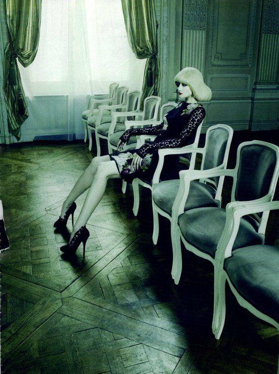 Vogue Italia September 2010