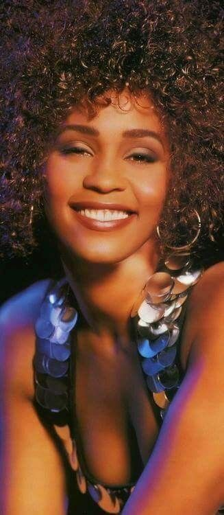 So talented and beautiful. RIP Whitney Houston
