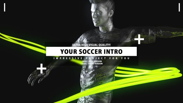 VIDEOHIVE YOUR SOCCER INTRO - Free Download After Effects | daily