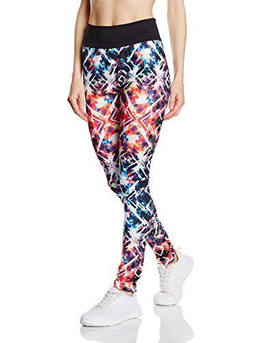 #Intimuse #Damen #Sport #Legging, #Gr. #X-Small, #Mehrfarbig #(bunt) Intimuse Damen  Sport Legging, Gr. X-Small, Mehrfarbig (bunt), , Diese Sport-Leggings mit modischem Muster ist der absolute Hingucker im Fitness-Studio, ihr weiches Single Jersey Material mit 10% Elasthan macht bequem alle Bewegungen mit und eignet sich somit hervorragend für Yoga, Pilates, Zumba und Co., Das funktionale Polyester der Leggings ist schnelltrocknend und somit perfekt geeignet für sämtliche Lauf- und…