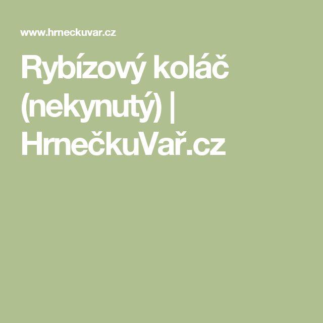 Rybízový koláč (nekynutý) | HrnečkuVař.cz