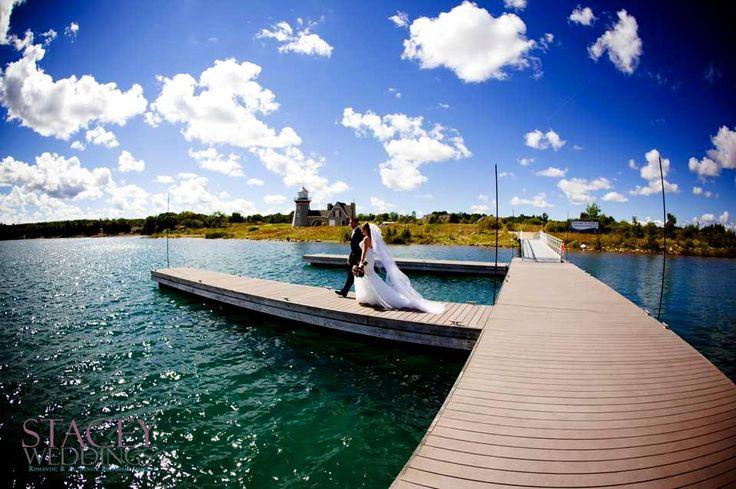 Cobble Beach Wedding :: Owen Sound, ON