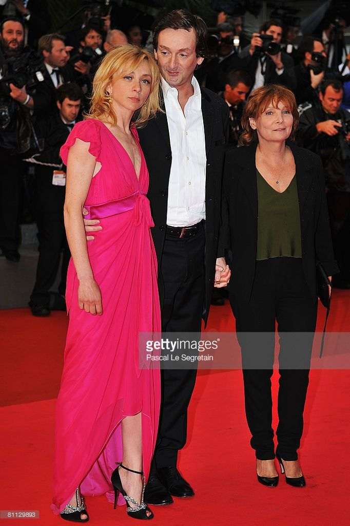 Photo d'actualité : Actress Sylvie Testud and Actor Pierre Palmade...