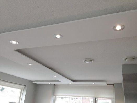 Voorbeeldplaatje plafondverlichting