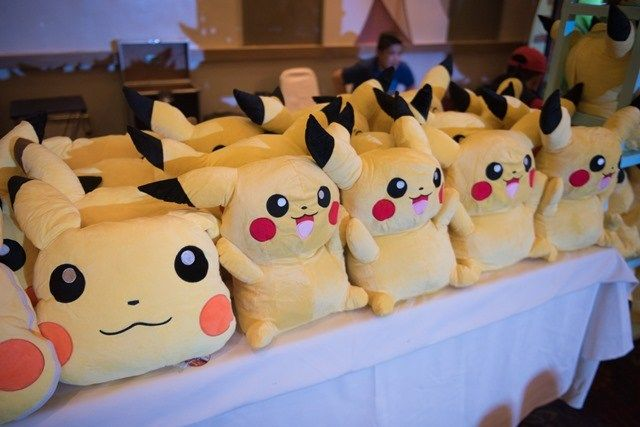 Ying Nan's Pokemon Themed Party – Giveaways
