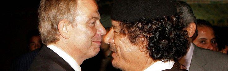 """""""Gaddafi waarschuwde al sinds de jaren tachtig voor complot van westerse landen tegen Libië"""" - http://www.ninefornews.nl/gaddafi-waarschuwde-complot-libie/"""