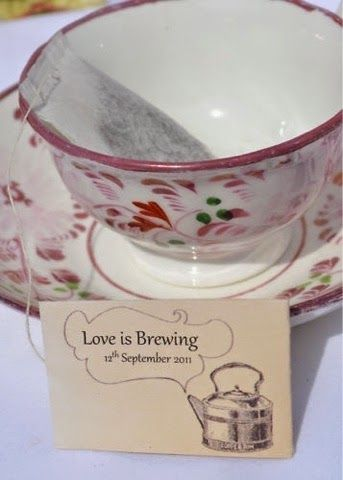 A little cup of love: How to create the perfect English tea party for your birthday, bridal or baby shower!