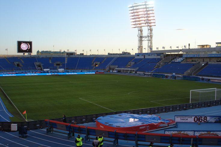 Zenit St. Petersburg's Petrovsky Stadium