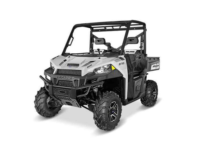 New 2016 Polaris RANGER XP 570 EPS Pearl White ATVs For Sale in Georgia. 2016 Polaris RANGER XP 570 EPS Pearl White, 2016 Polaris® RANGER XP® 570 EPS Pearl White Hardest Working Features The ProStar® Engine Advantage The RANGER 570 ProStar® engine is purpose built, tuned and designed alongside the vehicle resulting in an optimal balance of smooth, reliable power. The ProStar® 570 engine was developed with the ultimate combination of high power density, excellent fuel efficiency and ease of…