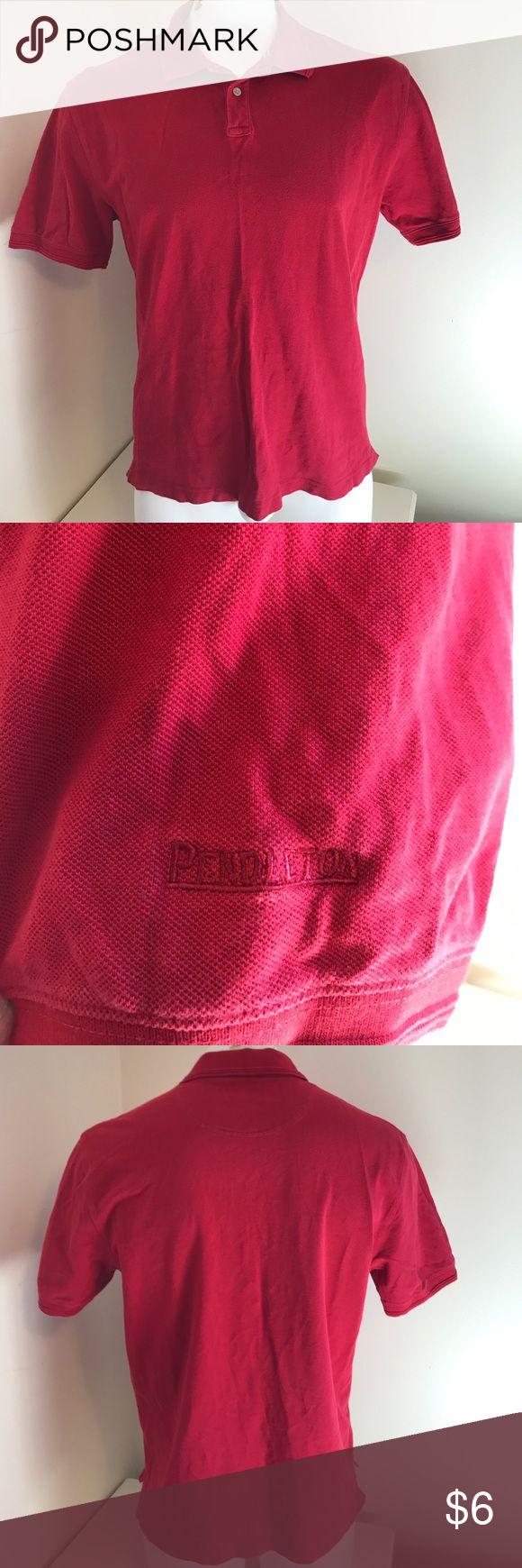 Pendleton polo 100% Pima cotton. Has Pendleton embroidered on the left sleeve (picture 2) Pendleton Shirts Polos