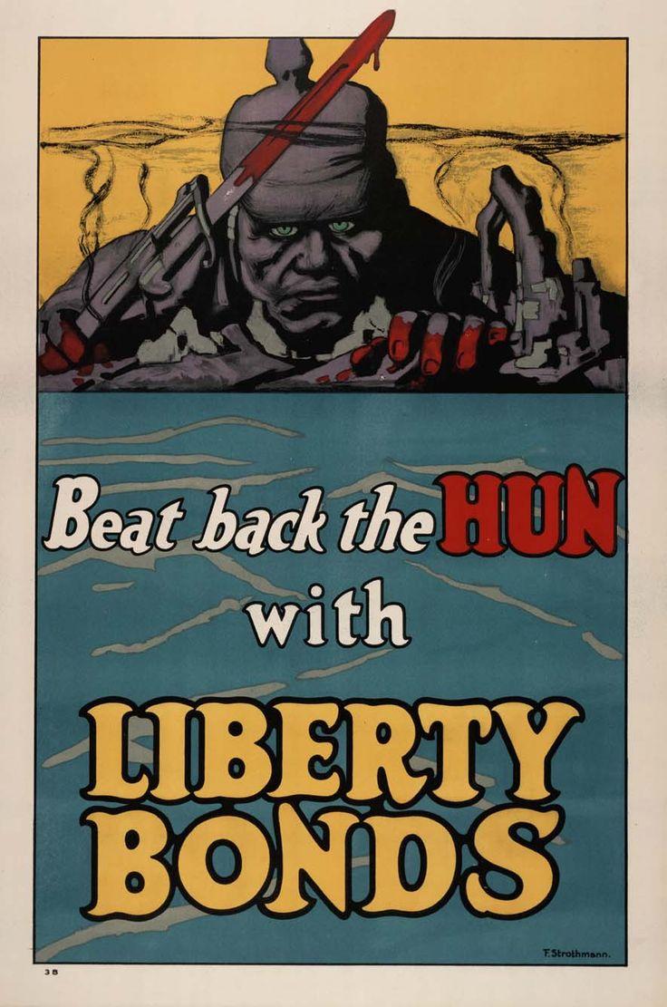 world war 1 propaganda posters