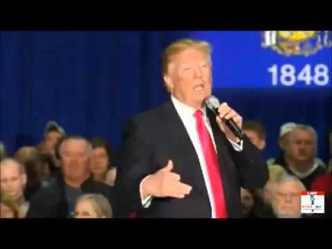 """Full Speech Donald Trump Rally in La Crosse WI 4 4 2016 no added music  - News on Donald Trump  """"  """"""""Subscribe Now to get DAILY WORLD HOT NEWS   Subscribe  us at: YouTube https://www.youtube.com/channel/UCycT3JzZbPLIIR-laJ1_wdQ  GooglePlus = http://ift.tt/1YbWSx2  http://ift.tt/1PVV8Cm   Facebook =  http://ift.tt/1UQVq5U  http://ift.tt/1YbWS0d   Website: http://ift.tt/1V8wypM  latest news on donald trump latest news on donald trump youtube latest news on donald trump golf course latest news…"""