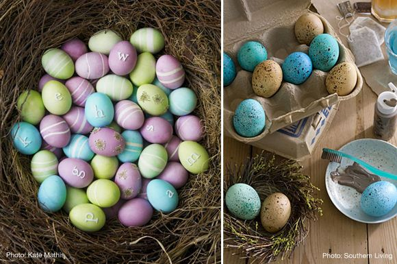Easter coloured eggs  decor ideas_Arhitektura+ (3)