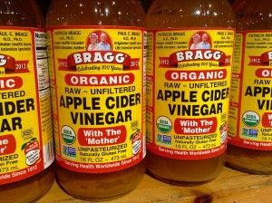 Vinagre de sidra de manzana. Medicina natural a bajo costo