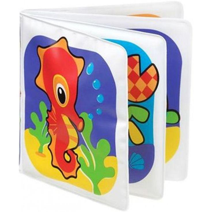 Playgro Banyo Oyun Kitabı