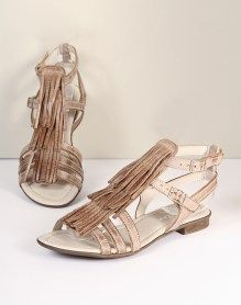 Fringe gladiator sandal. Buy online at http://phelan.co.za/