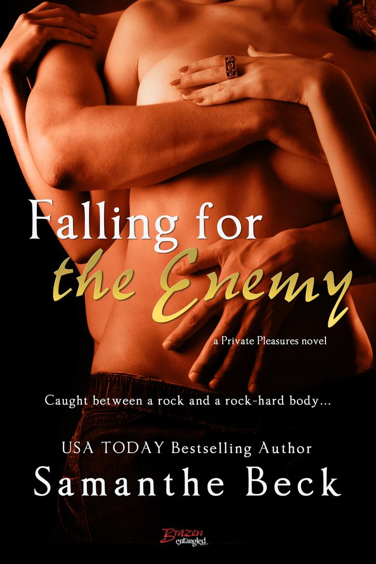 Falling For The Enemy (entangled Brazen) (private Pleasures):amazon:kindle