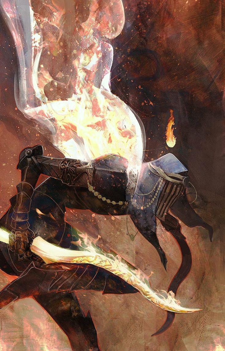 Dark Souls III, Dancer of the Boreal Valley