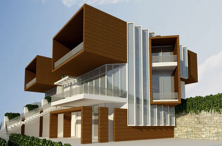 ARK - KASSAM | Architectural & Engineering Consultations | Projects | Villa in Slunfeh,Syria