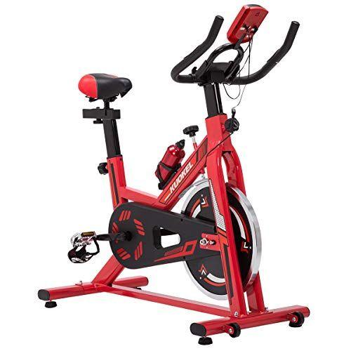 Kuokel Cycling Bike Indoor Exercise Bike Spin Bike 24lb Flywheel
