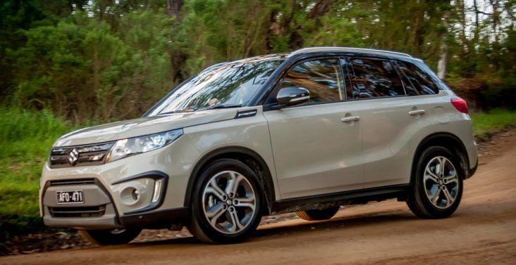 2016 Suzuki Vitara RT-X Review