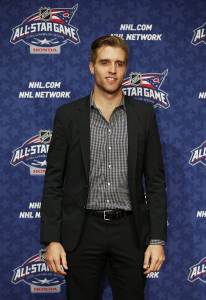 Aaron Ekblad Photos - 2015 NHL All-Star Weekend - Red Carpet - Zimbio