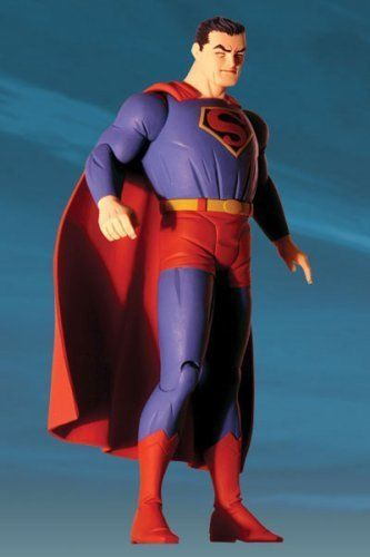 JLA-New-Frontier-Series-1-Superman-Action-Figure
