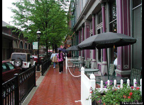 America's Most Romantic Main Streets (PHOTOS)   Paducah, Kentucky