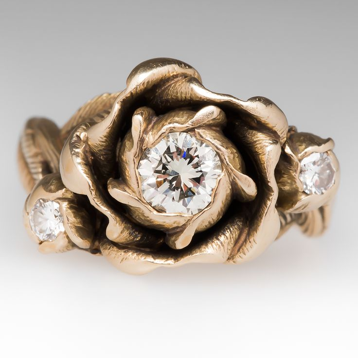 Authentic vintage engagement rings : Best vintage engagement rings images on