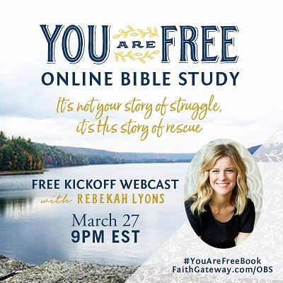 You Are Free Online Bible Study - FaithGateway