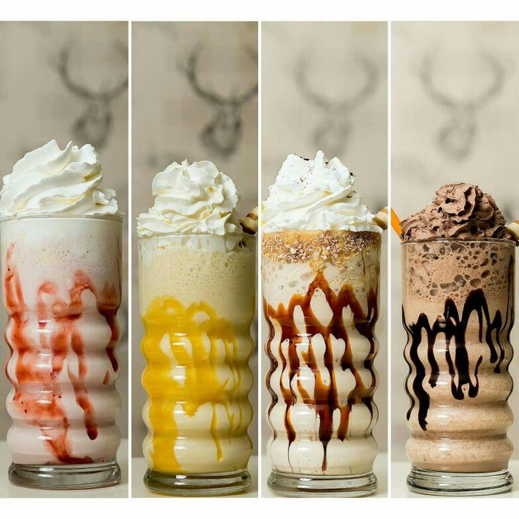 Milkshake & Frappe
