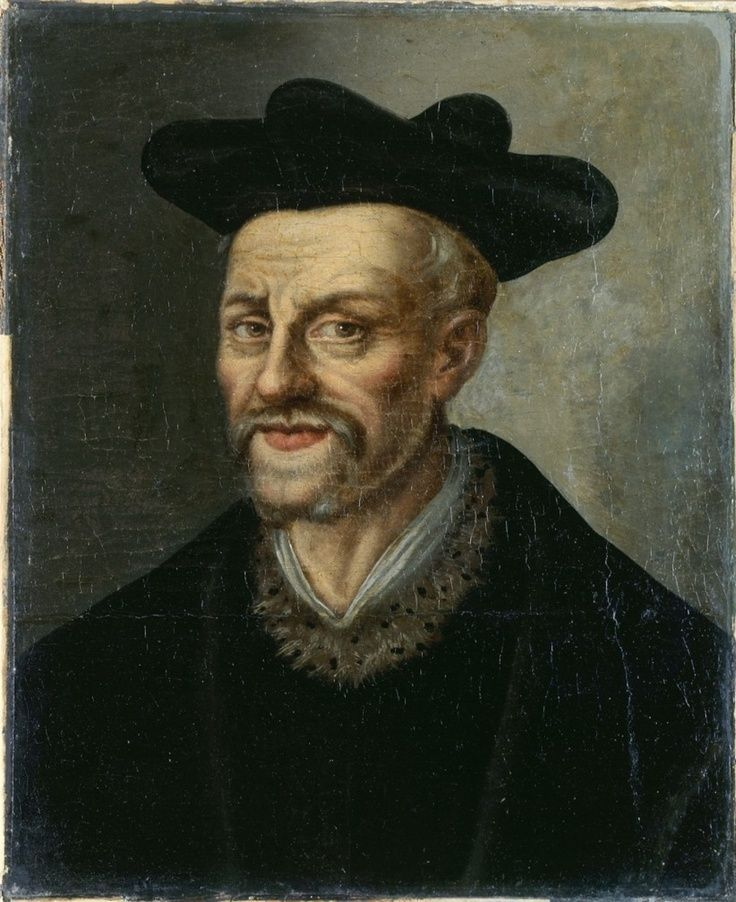 François Rabelais (1494-1553)