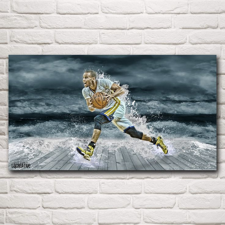 Octo Treasures is where artists, photographers, and commercial decorators go when they want their most important work printed and their most important spaces decorated.  Start creating your own customized wall art click the link for more info https://www.octotreasures.com  Style Your Home Today With This Amazing Stephen Curry Basketball Star Art Silk Fabric Poster Print Wall Home Decor Pictures 11x20 16x29 20x36 Inches Free Shipping For $24.00